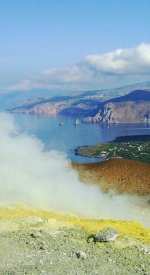 Isla Vulcano