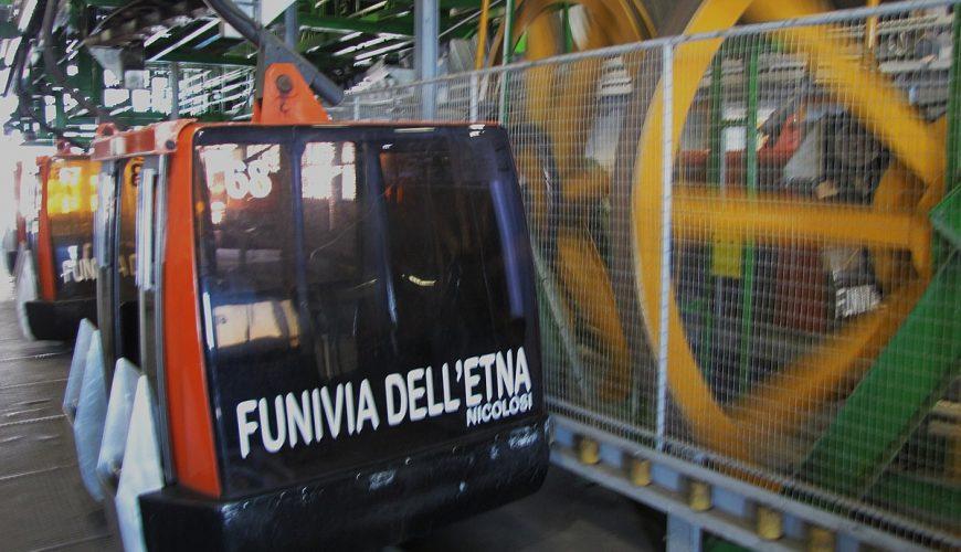Teleférico del Etna