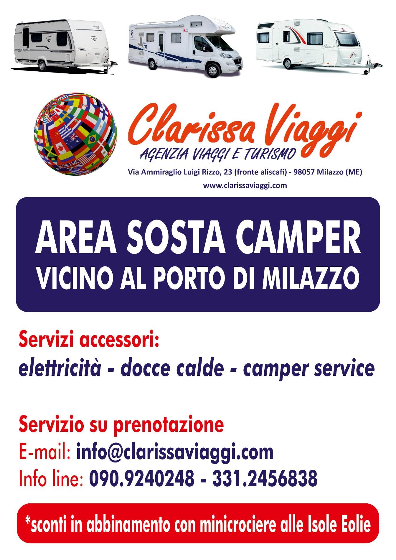 Clarissa-viaggi-parcheggio camper